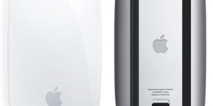 Apple Magic Mouse click, swipe și scroll