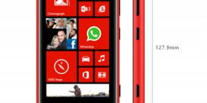 Nokia Lumia 720 chic și cu Windows Phone 8