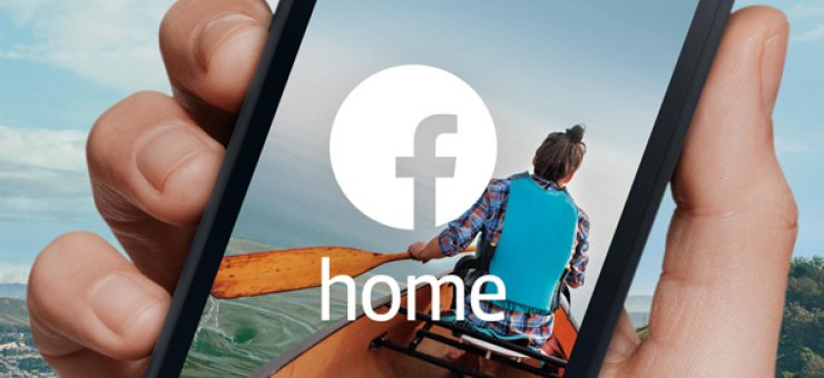 Facebook Home atacă sistemul Android