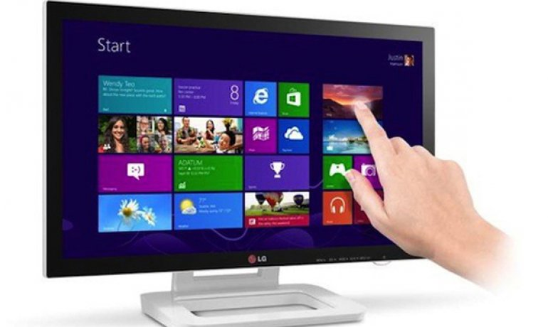 LG Touch 10 ET83, monitor pentru Windows 8