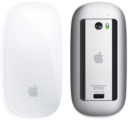 Apple Magic Mouse click, swipe și scroll - TechStyle